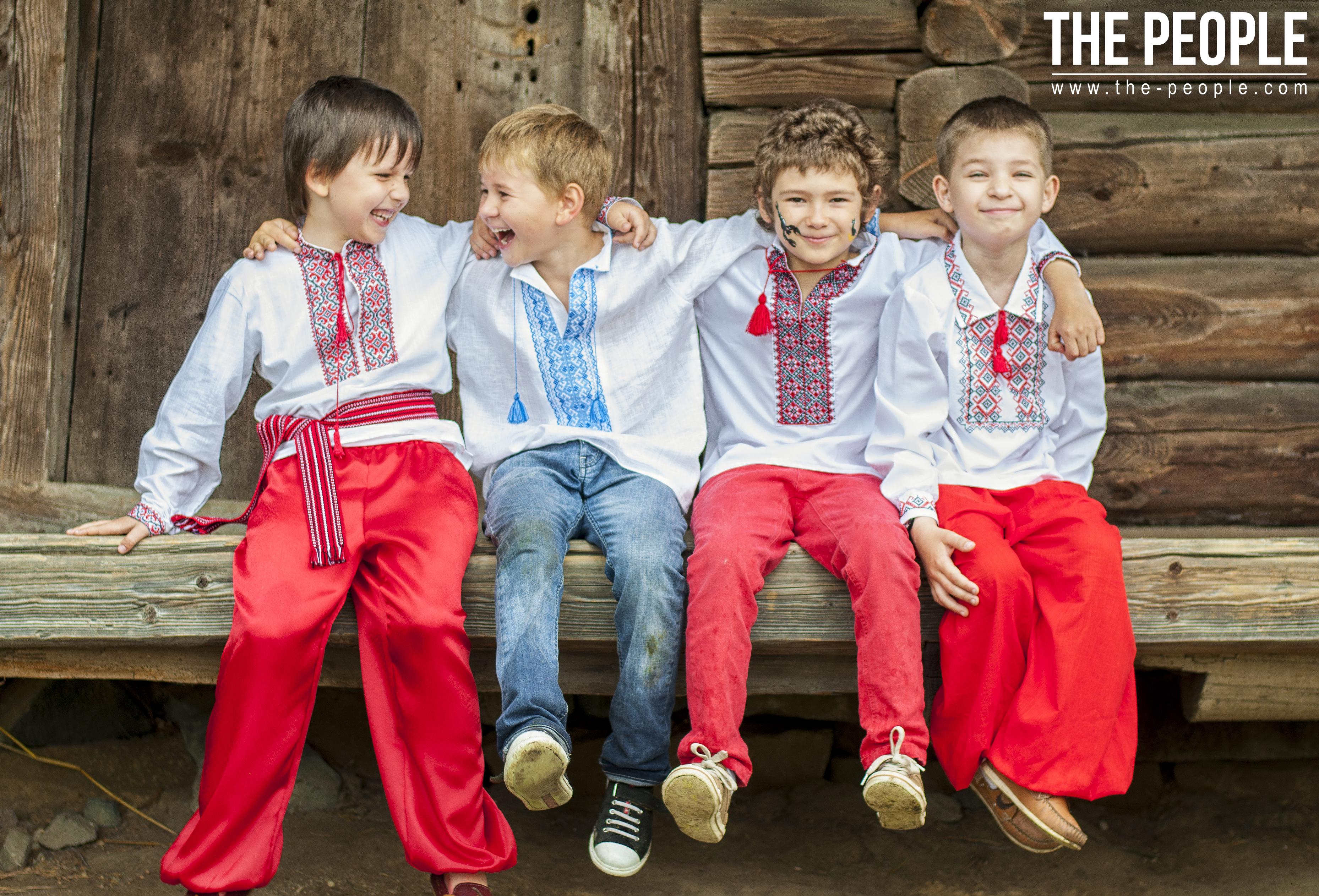картинки маленькие украинцы однажды белые глоксинии